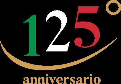 Logo 125° Anniversario Sigo